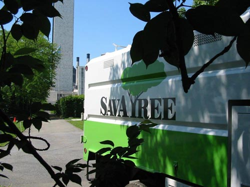 SavATree at government buildings